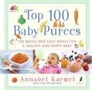 baby food recipes books Top 100 Baby Purees