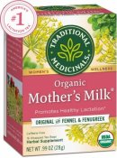 traditional medicinals lactation tea organic