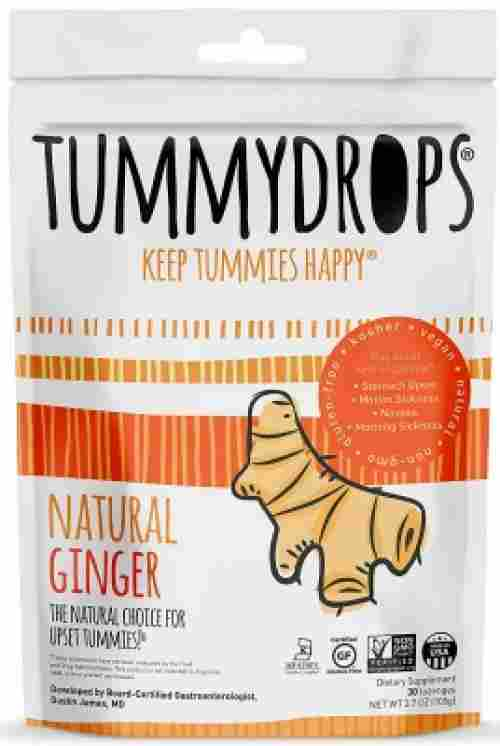 Tummydrops Ginger best morning sickness remedies