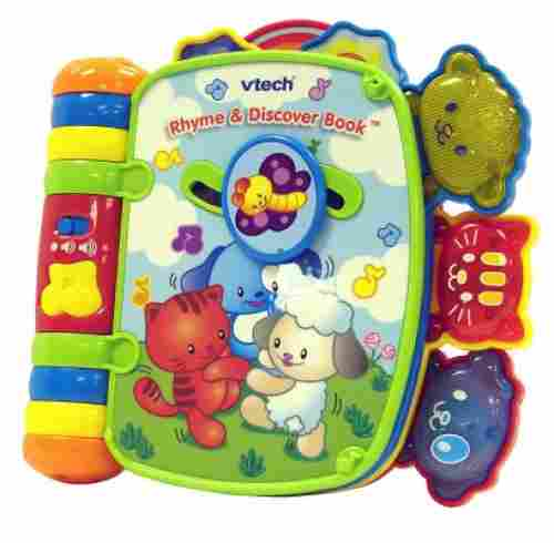 VTech Rhyme and Discover