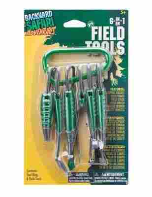 6 in 1 field tools