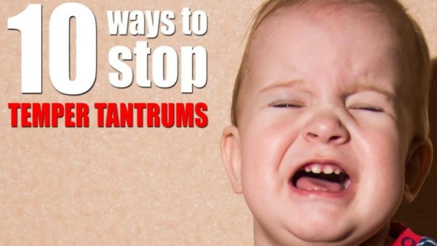 Helping Your Child Overcome the Common Meltdown