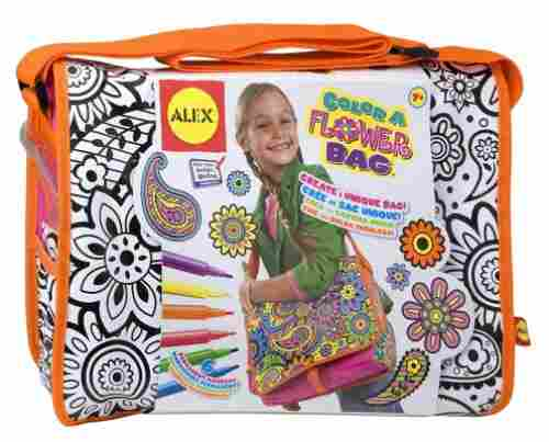 ALEX Toys Craft Color A Flower Bag