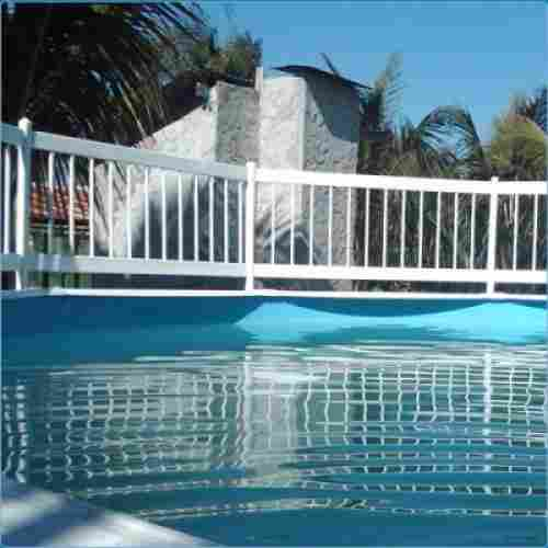 Water Warden Aboveground Resin Best Pool Fences display