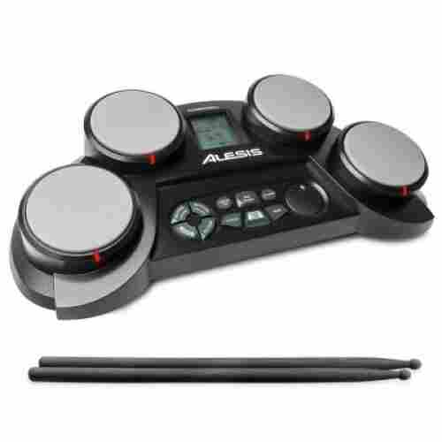 alesis compactKit 4 portable drum sets for kids and toddlers