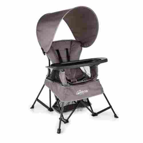 Baby Deight Go with Me with Sun Canopy portable high chair