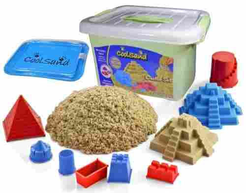 CoolSand Deluxe Bucket - Castle Edition
