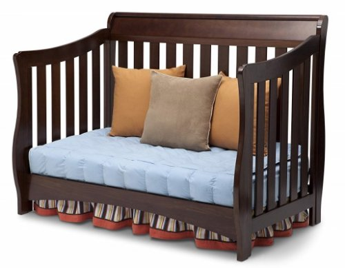delta children bentley S series convertible crib design