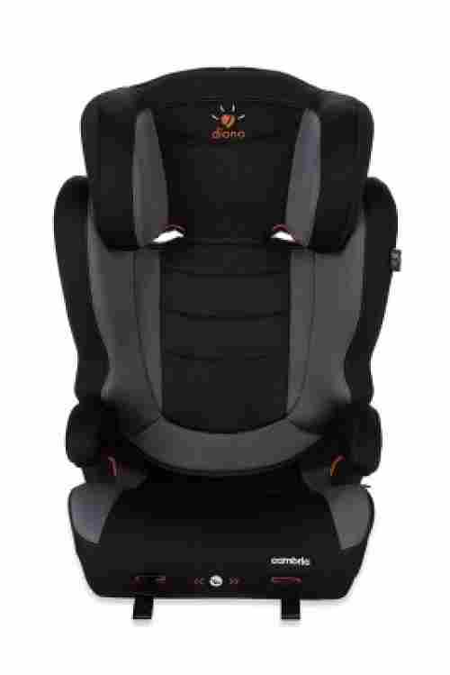 diono cambria high back booster seat black