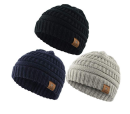 Durio Soft Knitted Cap