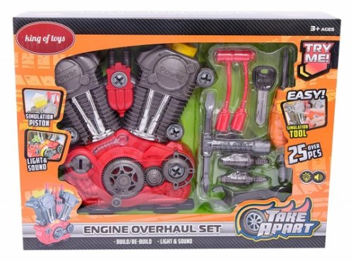 engine build-your-own play set toys that start with e box