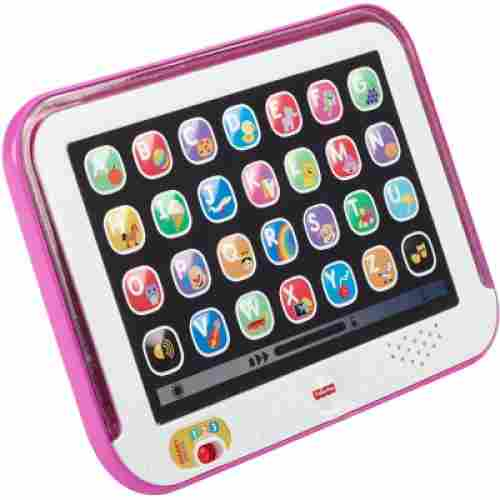fisher-price laugh & learn smart stages tablet for kids