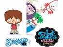 foster's home for imaginary friends cartoon network show