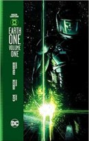 green lantern earth one volume one dc comics