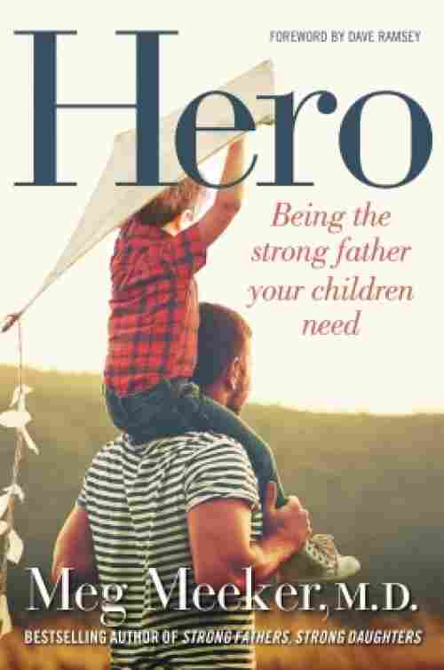 hero book on fatherhood cover