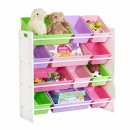 Toy Organizer and Depository Bins