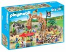 playmobil large city zoo box