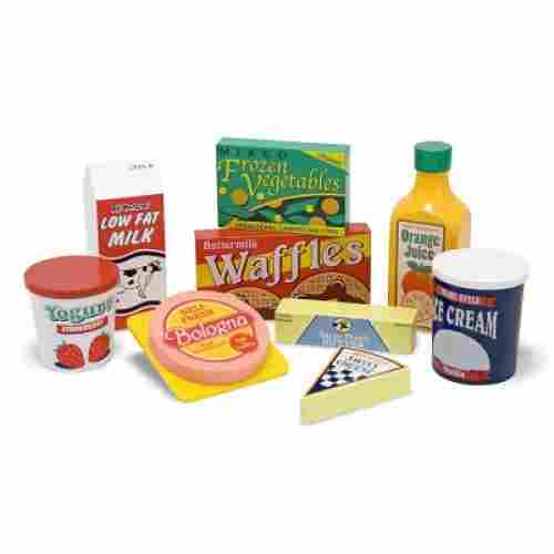 Fridge Food Set play food set