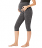 Over the Belly Active Capri Pants