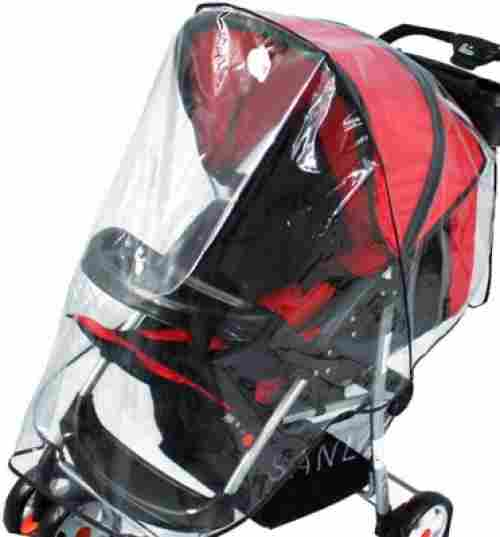 simplicity universal stroller cover design