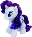 my little pony ty plush rarity 8