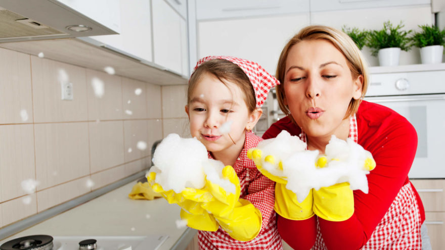 12 Tips to Clean your House Each Spring as a Parent: The Minimalist