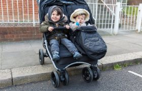 10 Best Double & Tandem Strollers for Parents in 2020