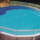 GLI Above Ground Base Kit Best Pool Fences display