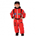 aeromax astronaut halloween costume for kids front