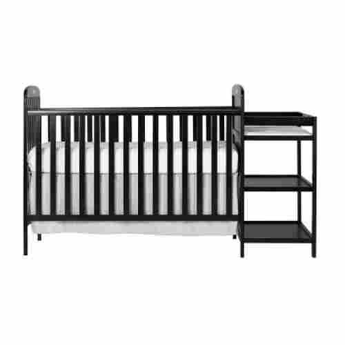 dream on me anna 4-in-1 crib with changing table design