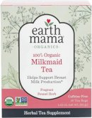earth mama lactation tea milkmaid