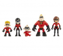 incredibles 5 pack junior supers figures