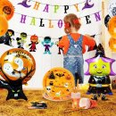 party for kids 91 pieces halloween decorations pack