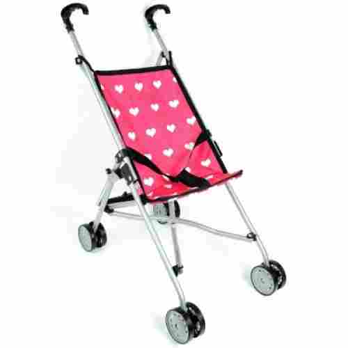 Hearts My First Doll Stroller for Kids