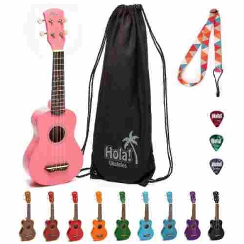 Hola! Music HM-21MG Soprano Bundle