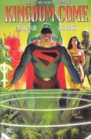 kingdom come dc comics cover