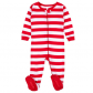 Leveret Striped Boys Footed