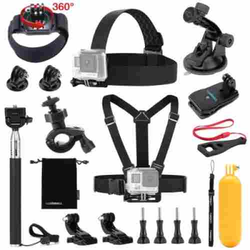 Accessory Kit for GoPro Hero