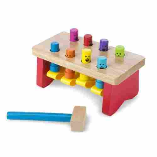 10 Month Old Toys Melissa Doug Wooden Bench