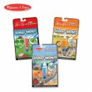 children's activity book for coloring Melissa & Doug Water Wow!