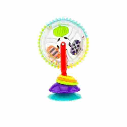 Sassy Wonder Wheel Activity Center Toy