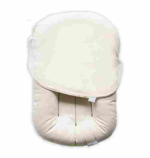 snuggle me organic patented baby lounger cotton
