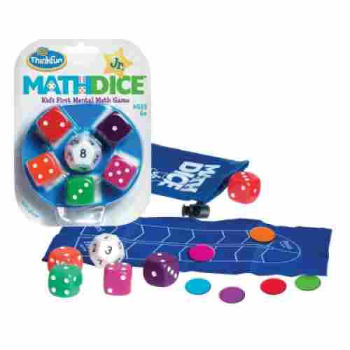 ThinkFun Dice Junior