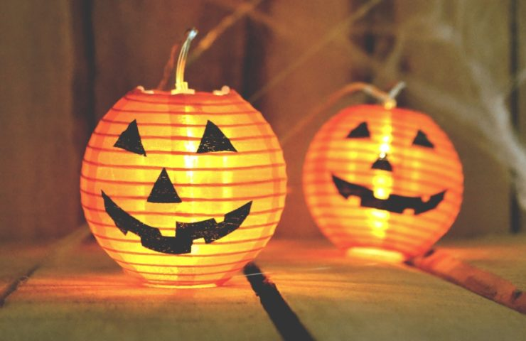 Tips on the creative ways you can get spooky on a budget on Halloween.