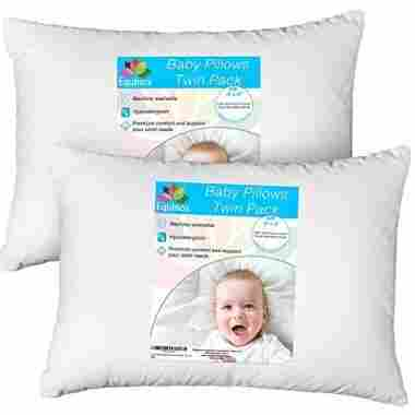 Equinox Baby Toddler Pillow Set