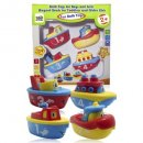 3 bees & me bath water toys for kids package