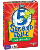 5 second rule board game for teens package