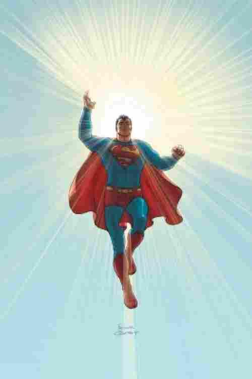 absolute all star superman dc comics front