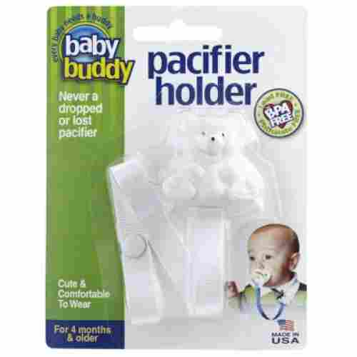 Baby Buddy Pacifier Clip