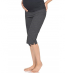 BeachCoCo Cropped Maternity Leggings